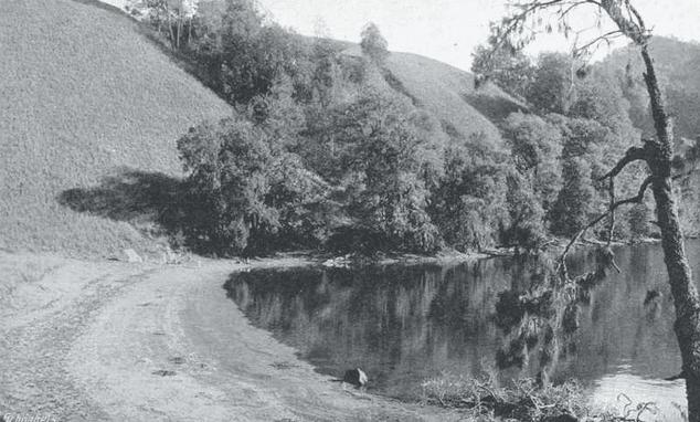 danau ranu kumbolo zaman belanda
