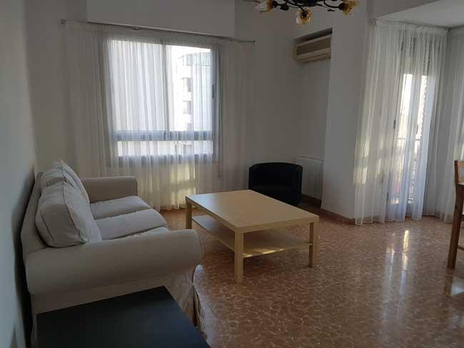 piso en alquiler zona ribalta castellon salon