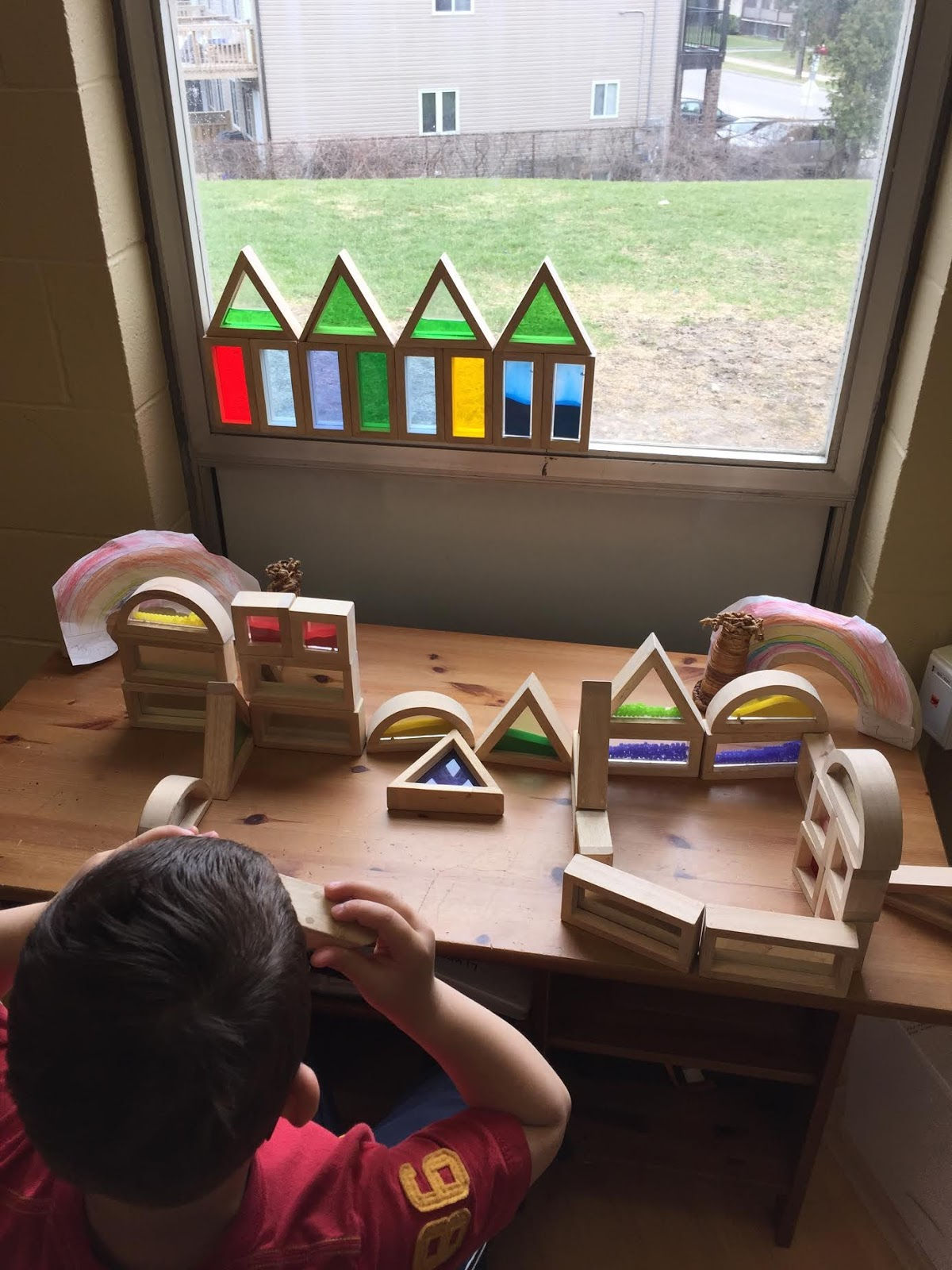 Kinder Garden: Wonders In Kindergarten: Travelling Tuesday: Passionately