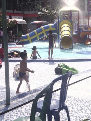 water park hotel surya yudha