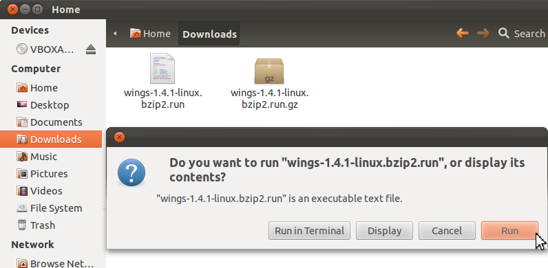 Wings 3D: A Subdivision Modeler That You Can Run On Ubuntu
