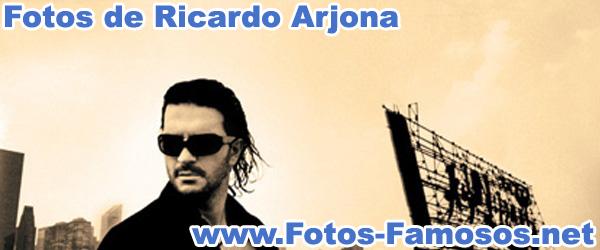 Fotos de Ricardo Arjona
