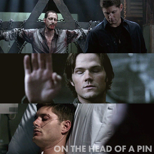 Supernatural 4x16 - On the Head of a Pin
