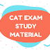 Download CAT Exam Full Study Material
