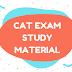 Download CAT Exam Full Study Material