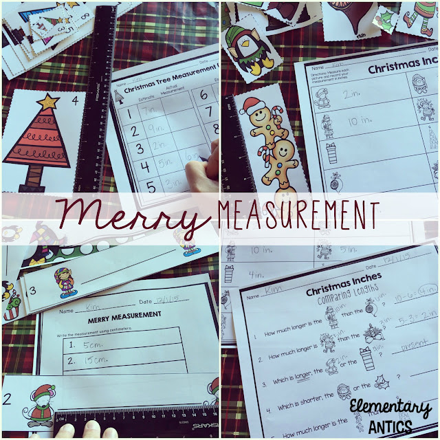 https://www.teacherspayteachers.com/Product/Merry-Measurement-Inches-Centimeters-2190477