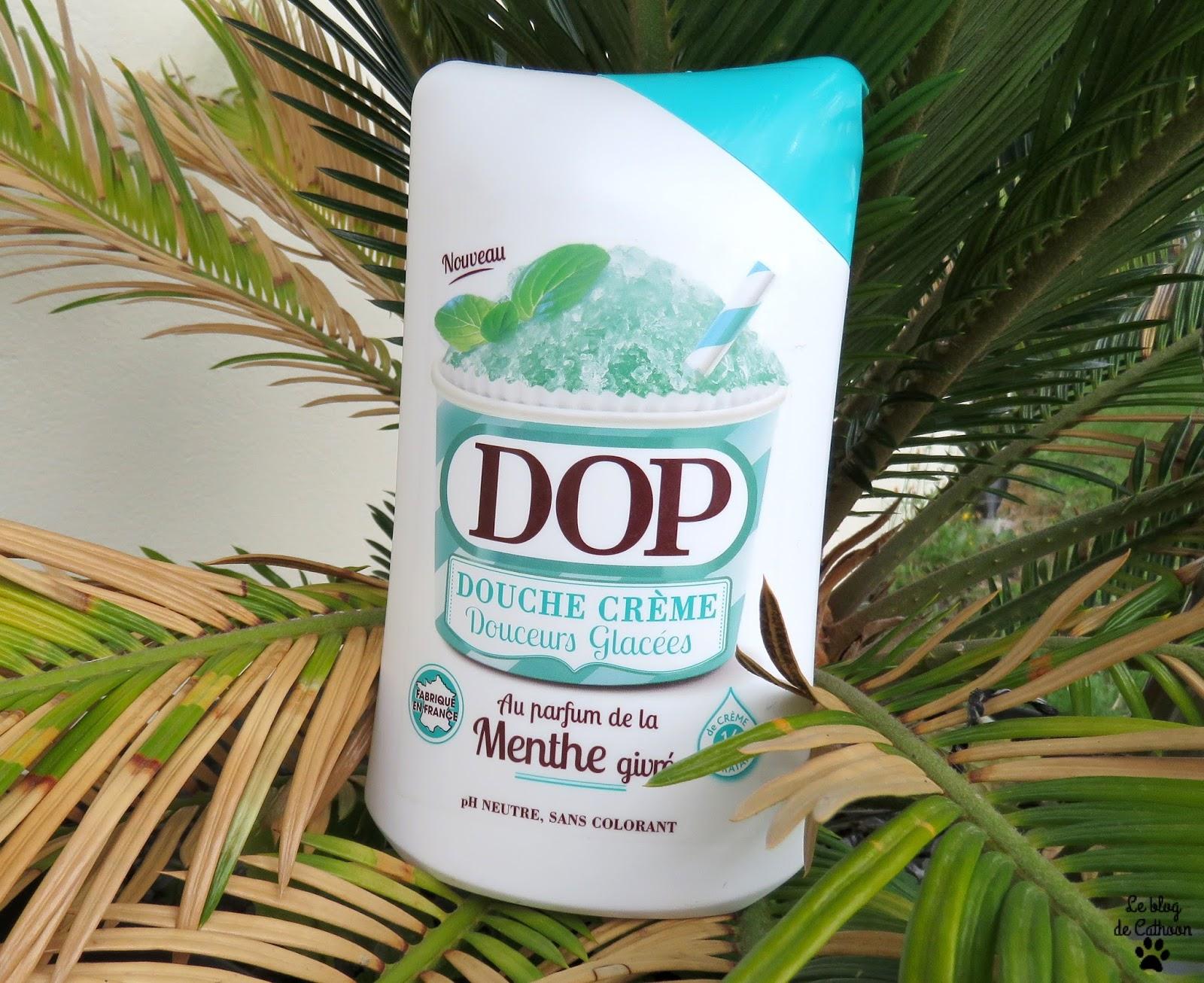 Douche Crème Douceurs Glacées - Menthe Givrée - Dop