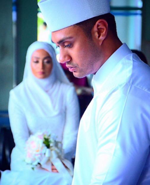 Gambar Sekitar Pernikahan Ammar Alfian