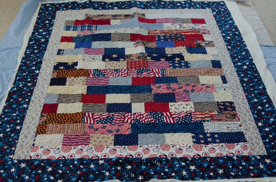 Alycia Quilts: Quilts of Valor.... and! A new Mystery!! : lasagna quilt - Adamdwight.com