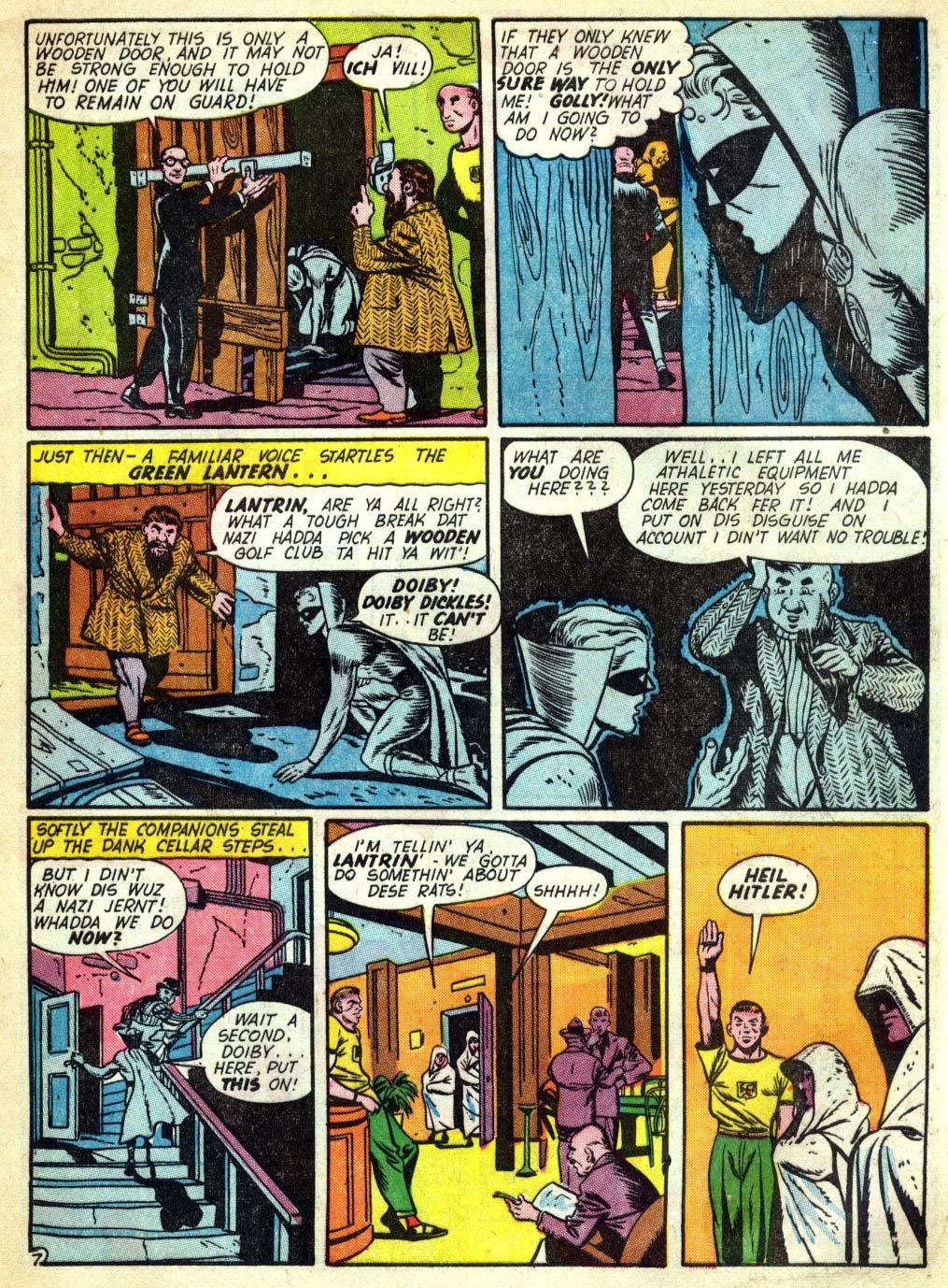 Read online All-American Comics (1939) comic -  Issue #57 - 9
