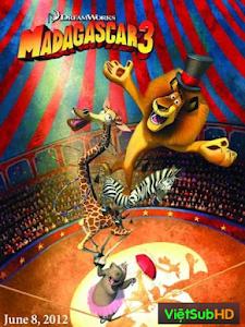 Madagascar 3: Thần Tượng Châu Âu