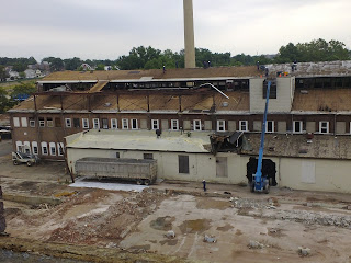 Removal of Asbestos from a Large Former Manufacturing Facility in Northern NJ