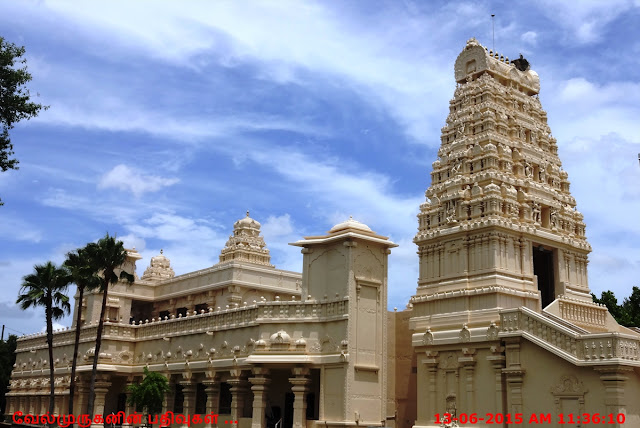 Hindu Temples in USA