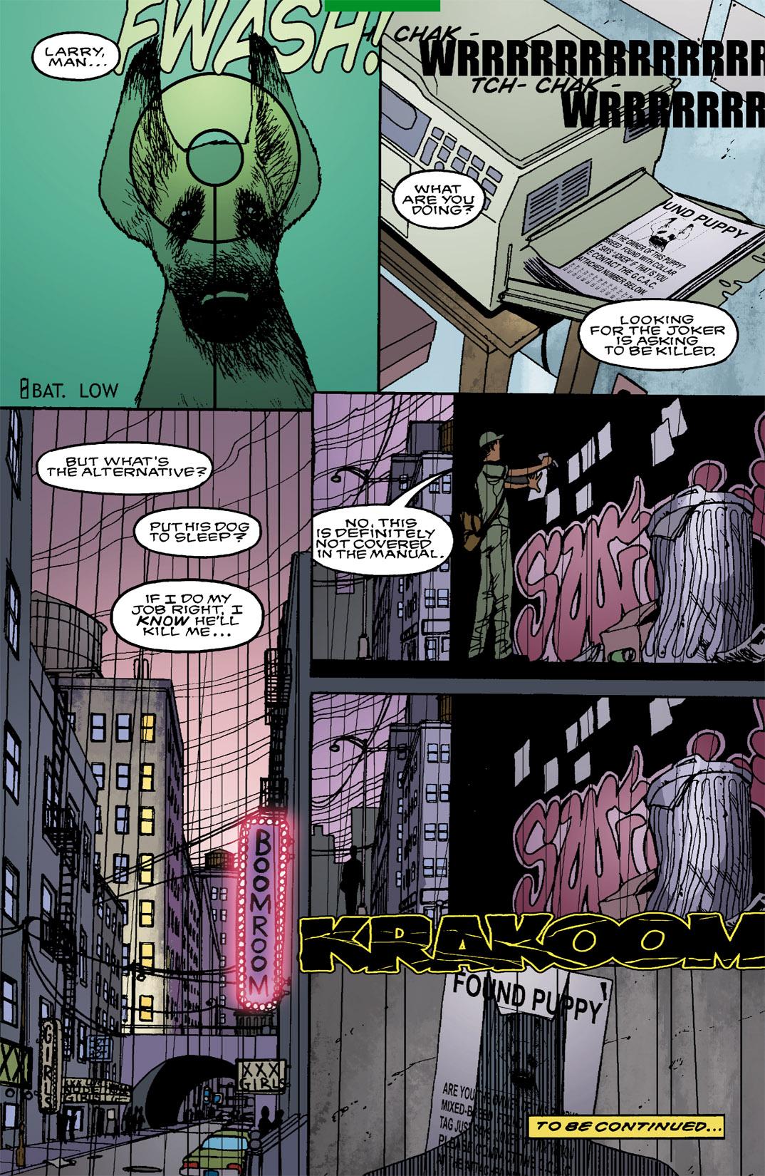 Detective Comics (1937) 786 Page 30