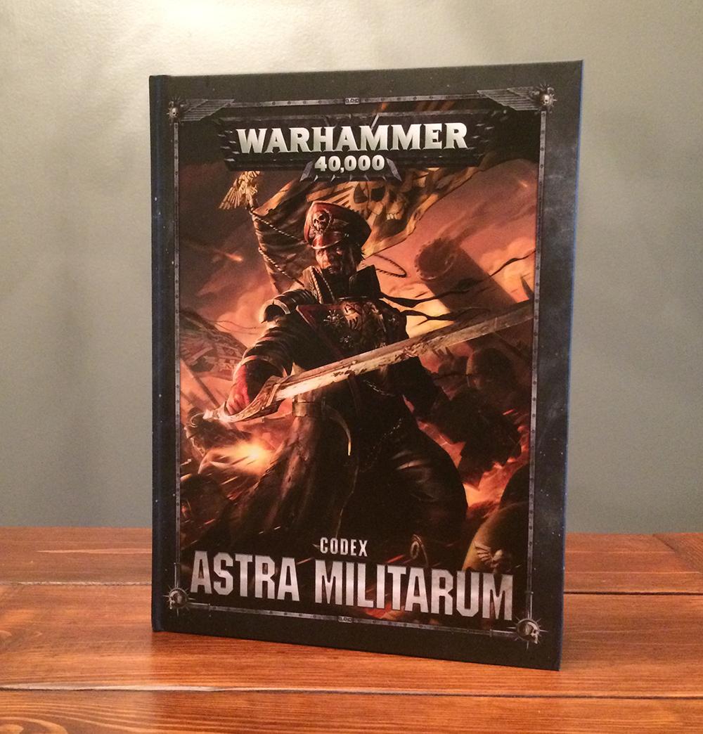 Mengel Miniatures: REVIEW: Astra Militarum Codex