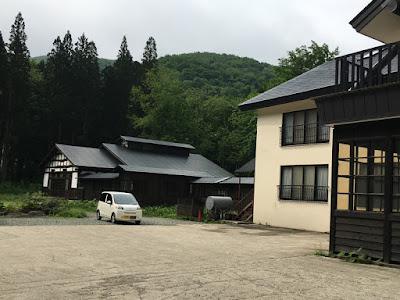 駒ヶ岳温泉の湯小屋