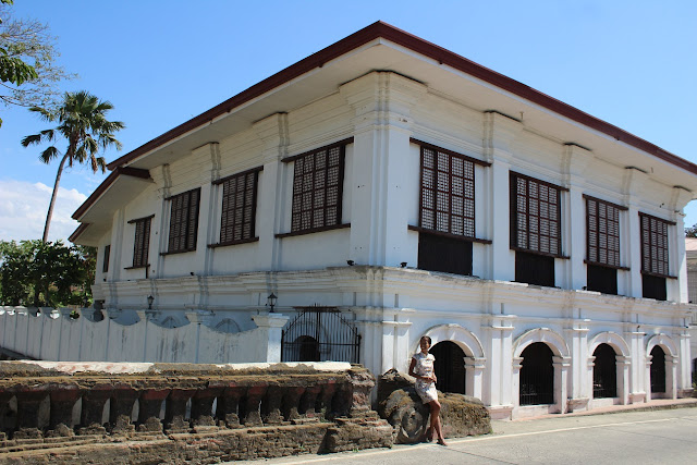 white house of paoay owned by conchita morales corpio