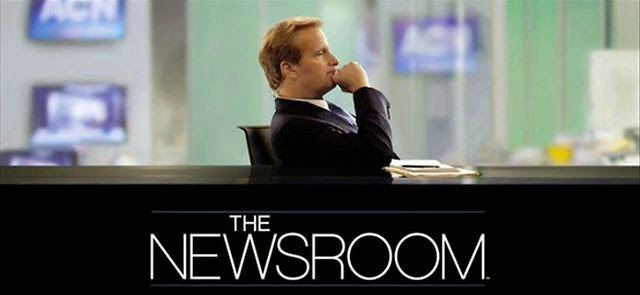 Serial o dziennikarzach i wiadomościach