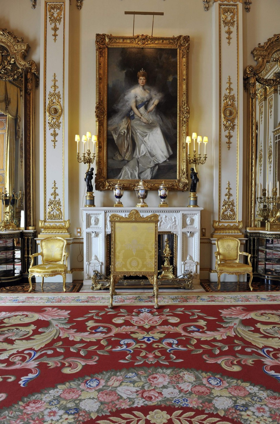 Visitor For Travel: Buckingham Palace Majestic HD ...