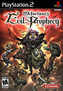 McFarlane's Evil Prophecy (PS2) 2004