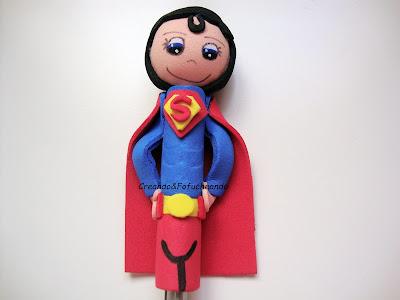 Fofulápiz-Superman-para-el-dia-del-padre
