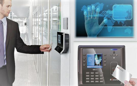 ¿Qué es y para qué sirve un control de acceso? | Detectores + Actuadores | Tipos
