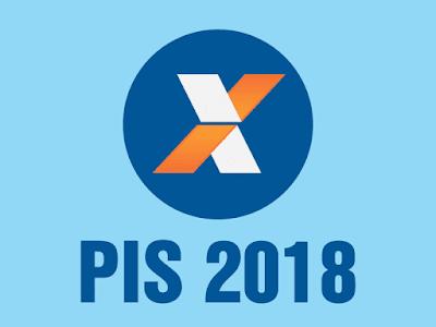 Tabela PIS 2018