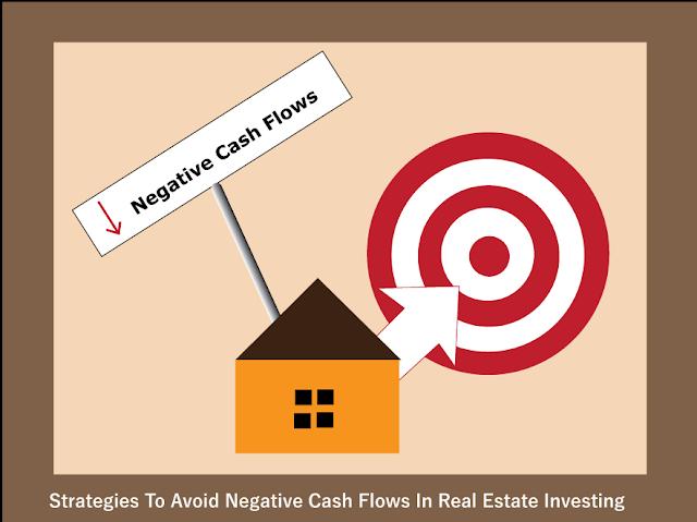 Negative cash  flow in real estate investing