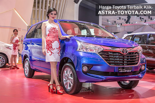 Toyota Avanza Jantho Aceh Besar