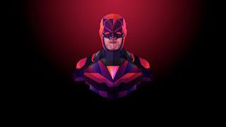 Crimson Defender A.K.A Daredevil (Matthew Michael Murdock)