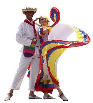 Resultado de imagen para traje tipico region caribe hombre