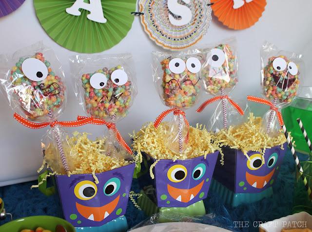 Monster Cereal Pops