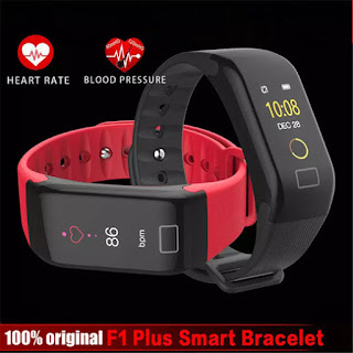 f1 plus smart braccialetto sport