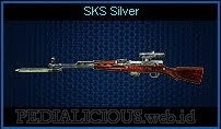 SKS Silver