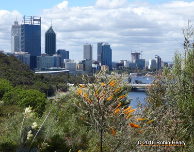 Perth - Our Loveliest Capital City?