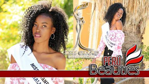 Miss Grand Namibia 2018