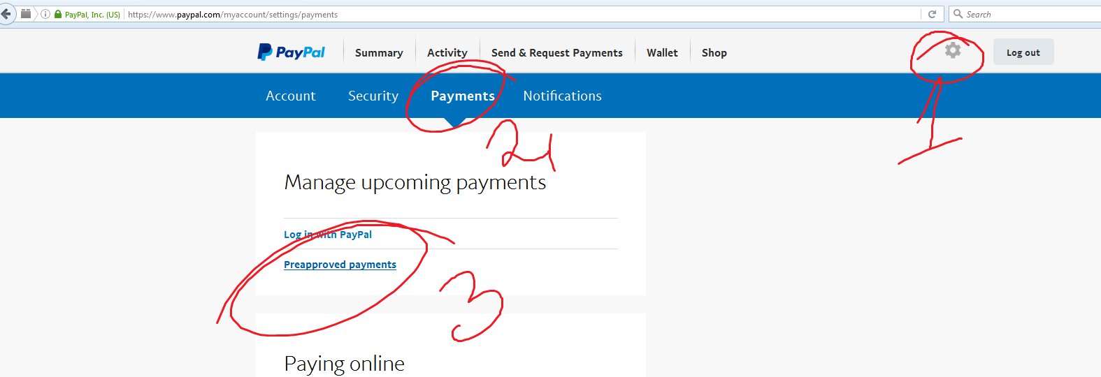 Paypal preapproved payments για το Ebay a8c30615ef7