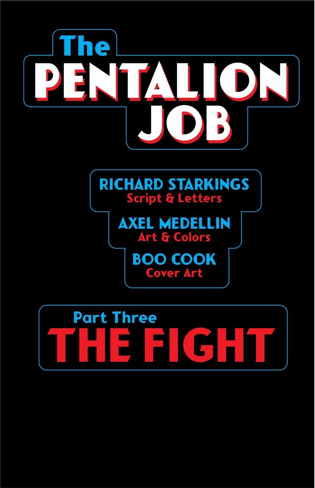 Read online Elephantmen 2261 Season Two: The Pentalion Job comic -  Issue # TPB - 72