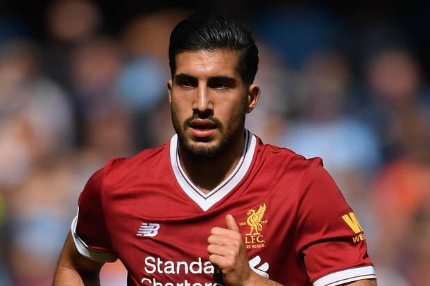 Hingga Saat Ini emre Can Belum Tentukan Nasibnya Bersama Liverpool
