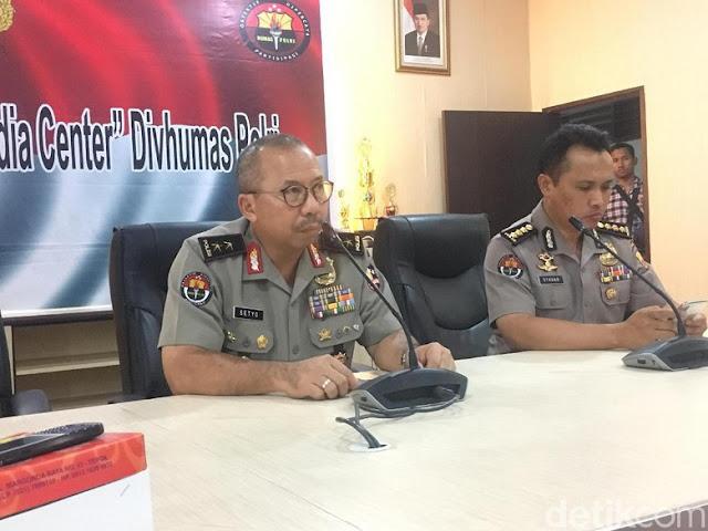 Kapolres Ketapang Dicopot, Polri: Dia Terlalu Pede