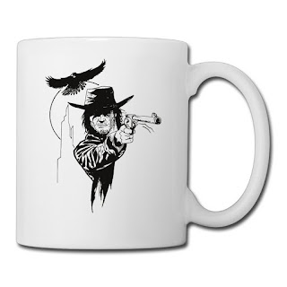 Stephen King, The Dark Tower, Gunslinger Coffee Mug, Stephen King Coffee Mugs, Stephen King Store