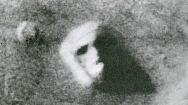 ¿De quién es la cara de Marte?