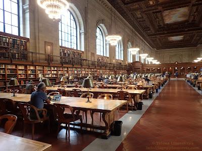 Big Apple Secrets Rose Main Reading Room New York Public