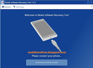 Nokia Software Recovery