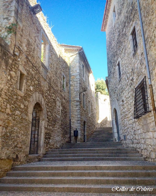 Calle Bisbe Catañà Girona
