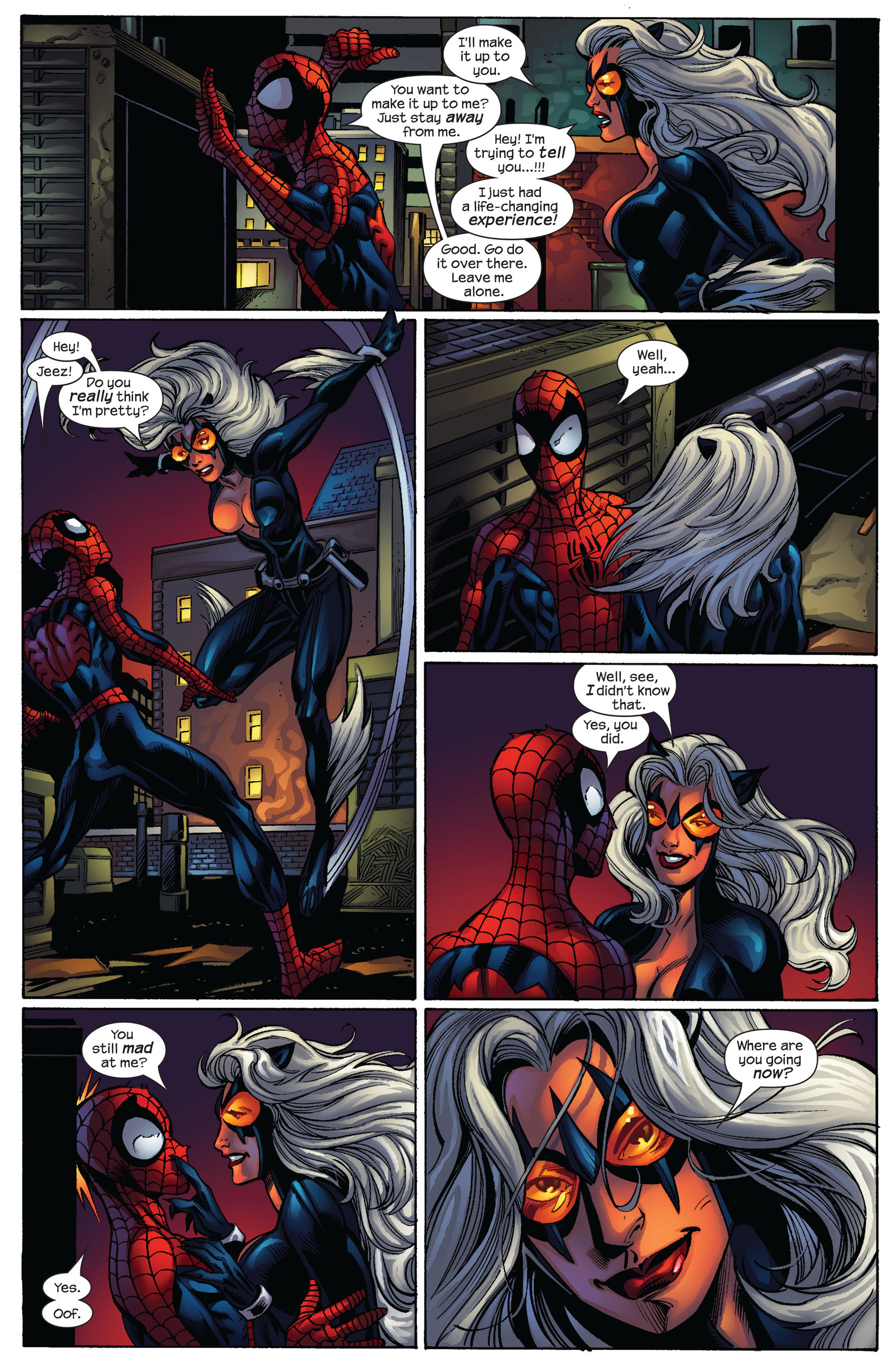Read online Ultimate Spider-Man (2000) comic -  Issue #85 - 16