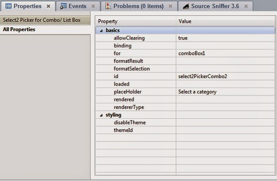 Select2 minimumInputLength | XPages and more