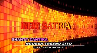 Lirik Lagu Nguber Tresno Liyo - Shanty Cantika