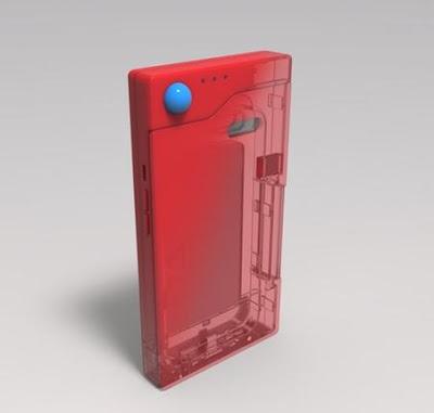 Chargemander Batterycase