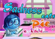 Sadness Eat Pie